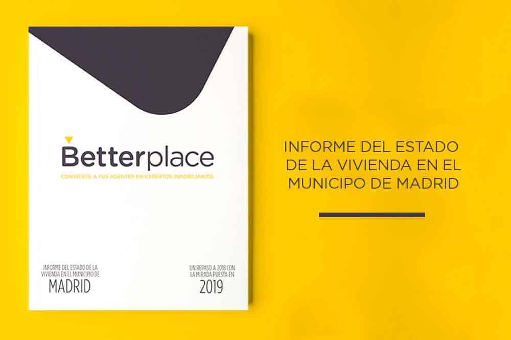 Informe del estado de la vivienda en el municipio de Madrid