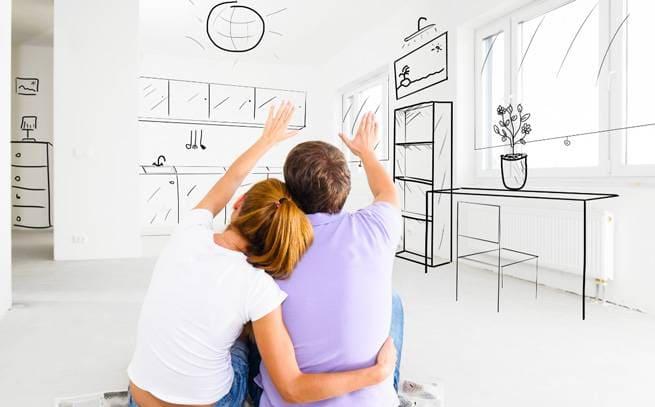 La personalización de las viviendas como primera opción