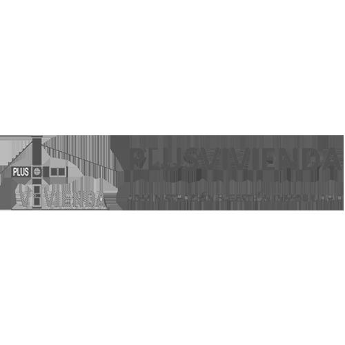 Plusvivienda Logo